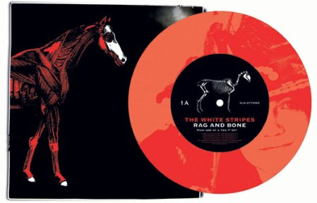 Vinyl Rag & Bone - Icky Thump - The White Stripes - NME